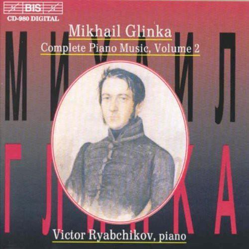 M. Glinka-Music for Piano 2: Variations, Rondino, Etc