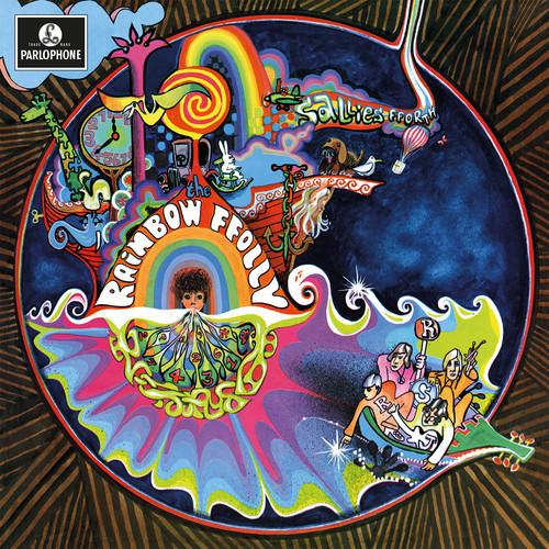 Rainbow Ffolly - Sallies Fforth (Mono)