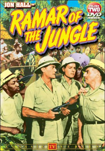Ramar of the Jungle: Volume 2