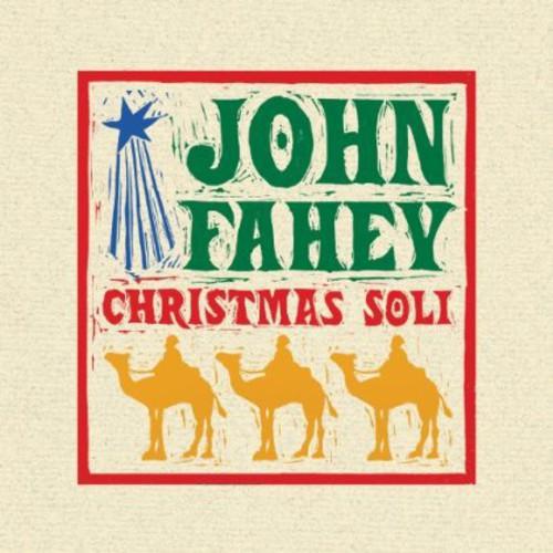 John Fahey - Christmas Guitar Soli with John Fahey