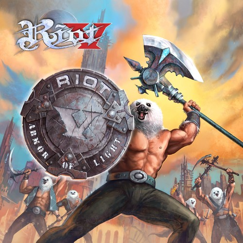 Riot V - Armor Of Light [2LP]