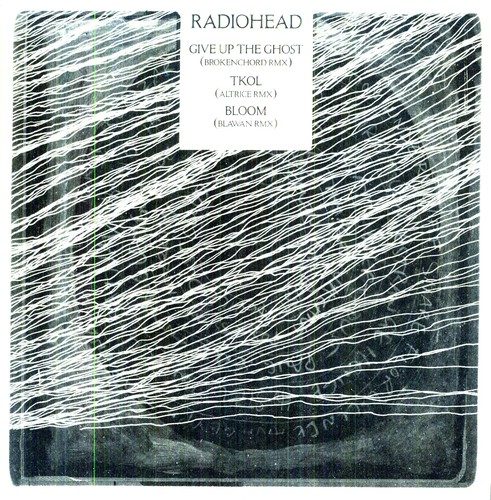 Radiohead - Give Up The Ghost Brokenchord/Tkol/Bloom