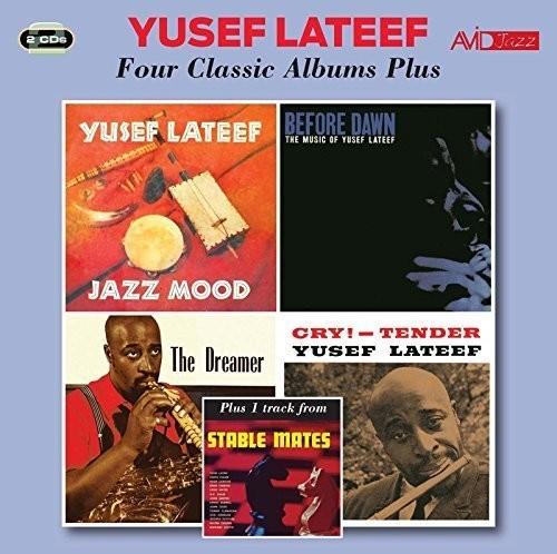 Jazz Mood /  Before Dawn /  Dreamer /  Cry Tender