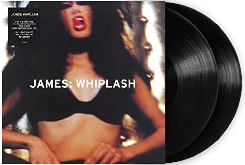 James - Whiplash Smile [Import LP]