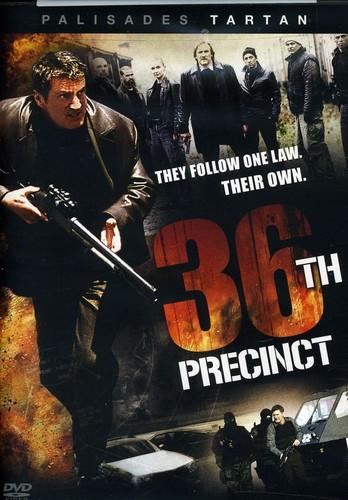 Depardieu/Auteuil/Dussollier - The 36th Precinct
