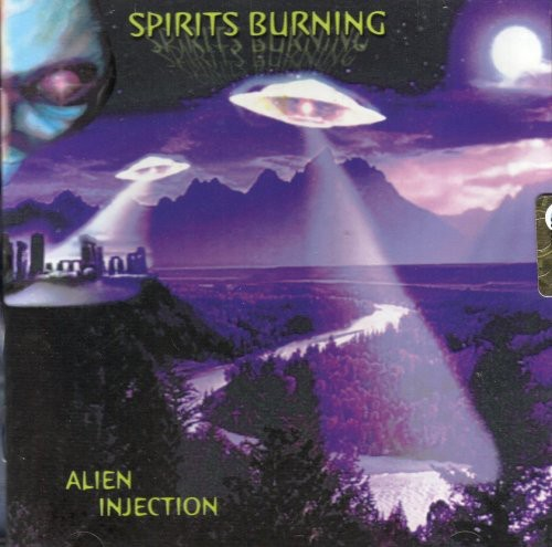 Spirits Burning - Alien Injection