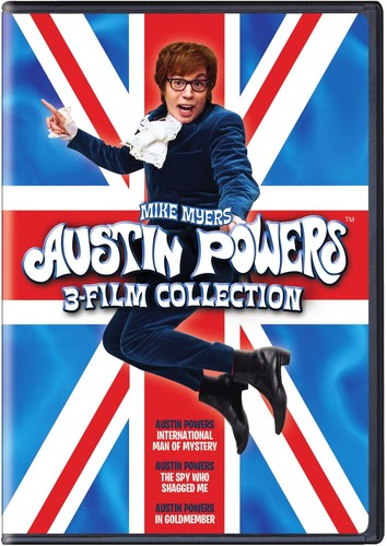 Austin Powers: 3-Film Collection