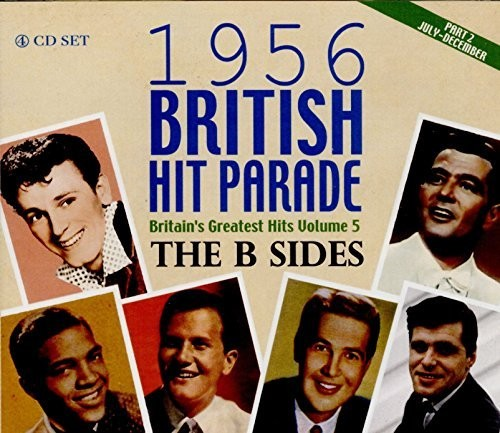 1956 British Hit Parade: Bsides Part 2 /  Various