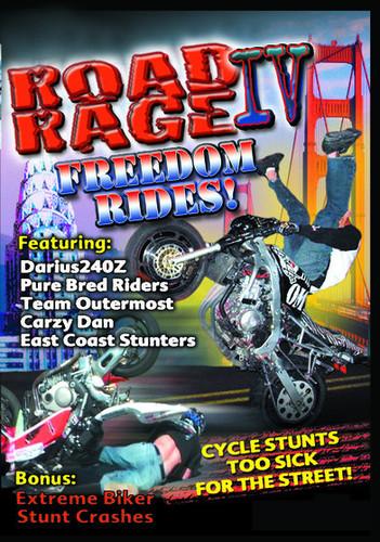 Road Rage Iv: Freedom Rides