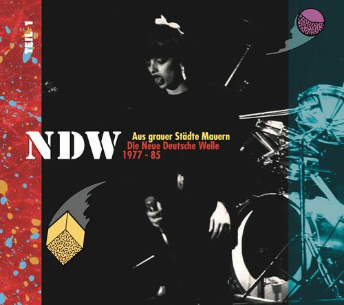 Ndw: Aus Grauer Stadte Mauern Die Neue Deutsche Welle 1977-1985, Vol.1