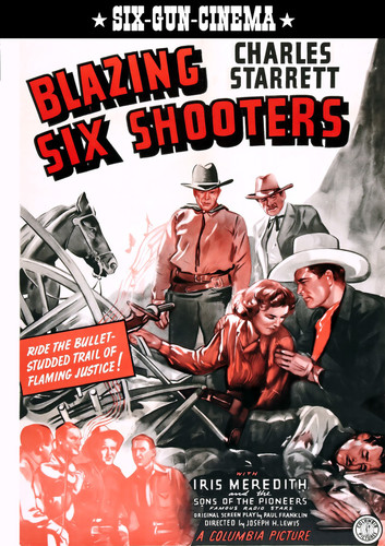 Blazing Six Shooters