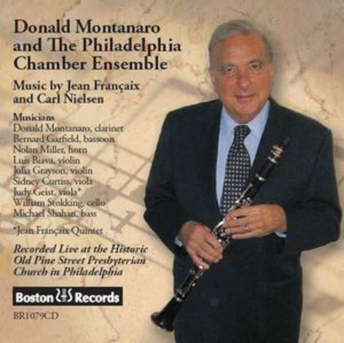 Donald Montanaro & Philadelphia Chamber Ensemble