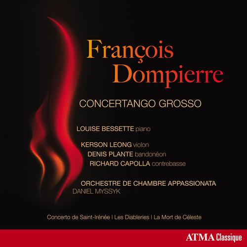 Dompierre: Concertango Grosso