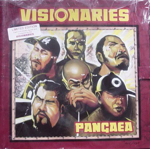 Visionaries - Pangaea [Limited Edition] (Box)