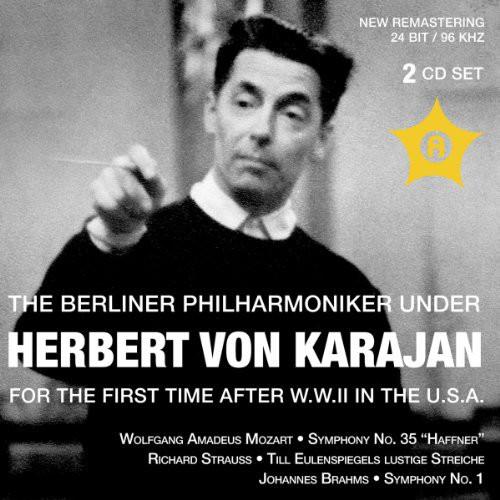 Berliner Philharmonic Under Herbert Von Karajan