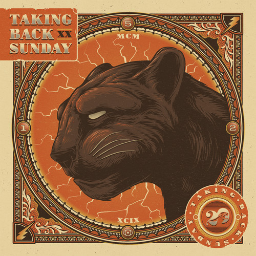 Taking Back Sunday - Twenty [Indie Exclusive Limited Edition Koi 2LP]