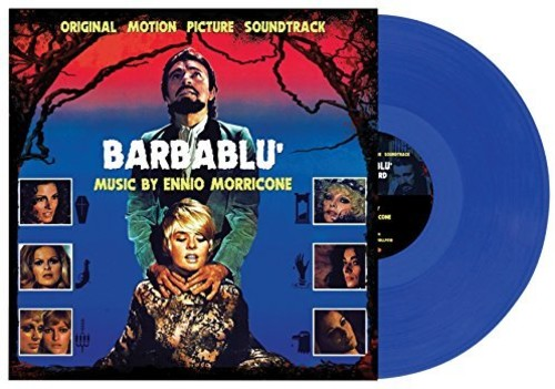 Ennio Morricone - Barbablu (Bluebeard) (Original Motion Picture Soundtrack)