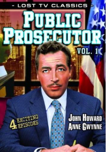 Public Prosecutor: Volume 1