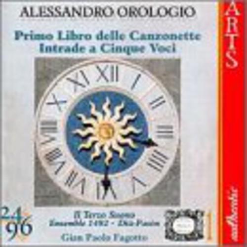 Canzonette Book 1