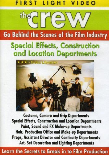 Special Effects, Construction and Location
