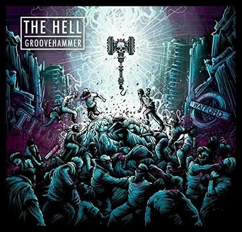 The Hell - Groovehammer [Cassette]