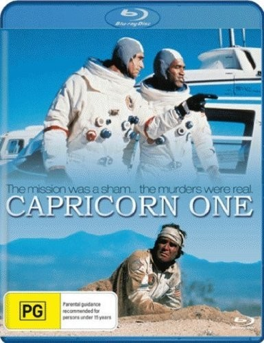 Capricorn One [Import]