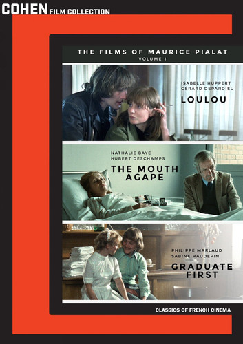 Films of Maurice Pialat 1: Graduate First /  Mouth