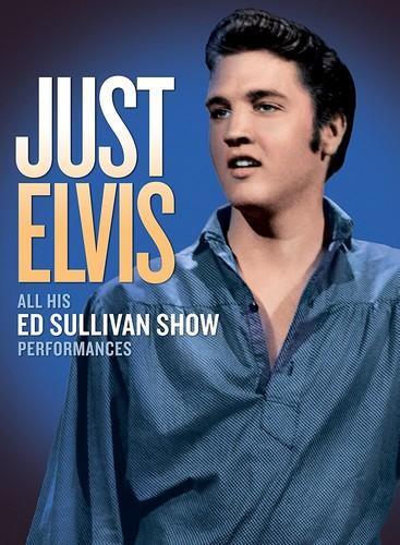 Elvis Presley - Just Elvis: All His Ed Sullivan Show Performances [DVD]