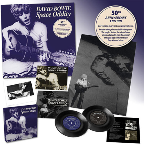 David Bowie - Space Oddity: 50th Anniversary EP [Vinyl]