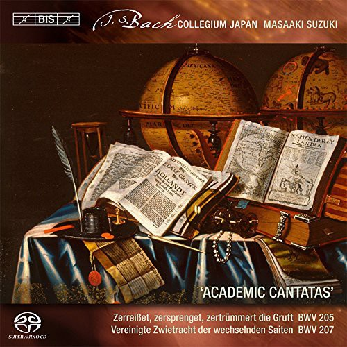 Secular Cantatas 4