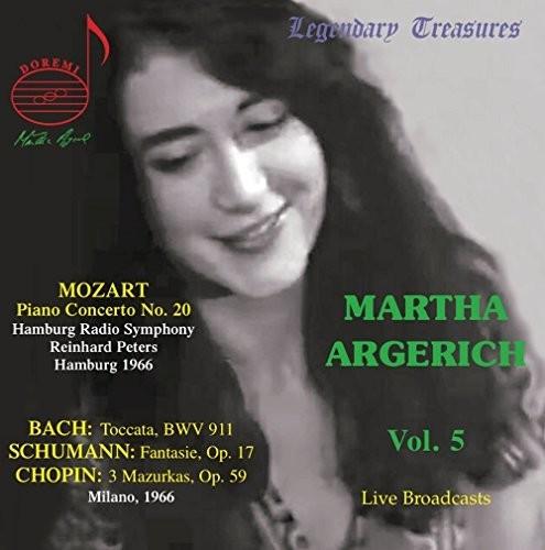 Martha Argerich - Martha Argerich Live Vol. 5