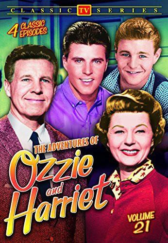 The Adventures of Ozzie & Harriet: Volume 21
