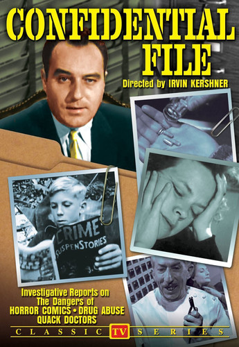 Confidential File