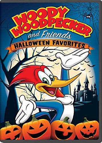 Woody Woodpecker and Friends: Halloween Favorites