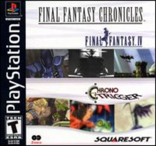 Playstation - Final Fantasy Chronicles(Playstation)