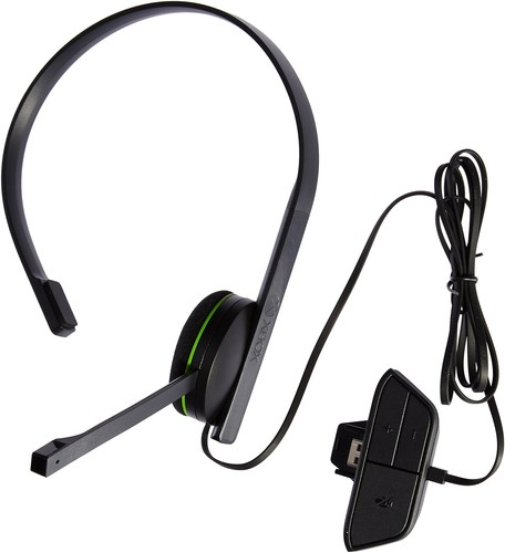 Xb1 Chat Headset - Microsoft Chat Headset for Xbox One