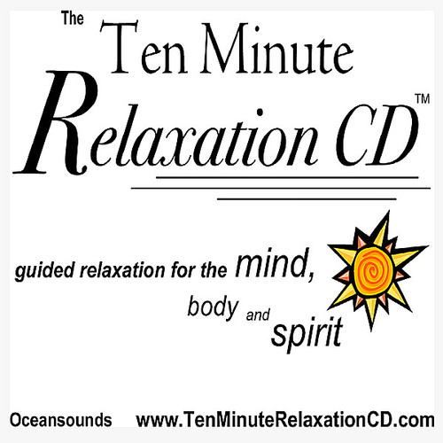 The Ten Minute Relaxation Cd - Ocean Sounds