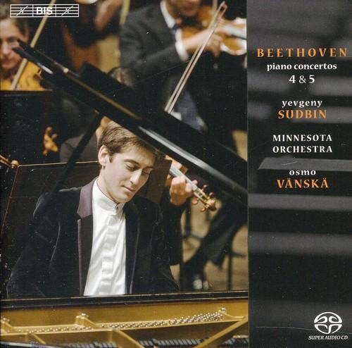 Piano Concerto 4 in G Major & Piano Cto 5 in Eb Major