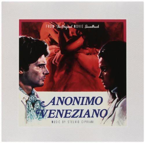 Anonimo Veneziano / OST Red Ltd Ogv - Anonimo Veneziano / O.S.T. (Red) [Limited Edition] [180 Gram]