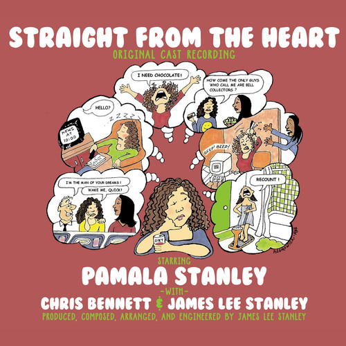 StraightFrom the Heart: The Musical (Original Cast Recording)