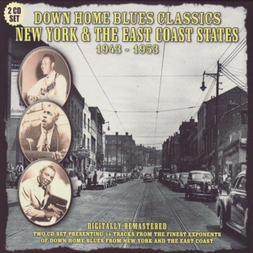 Down Home Blues Classics New York & East Coast [Import]