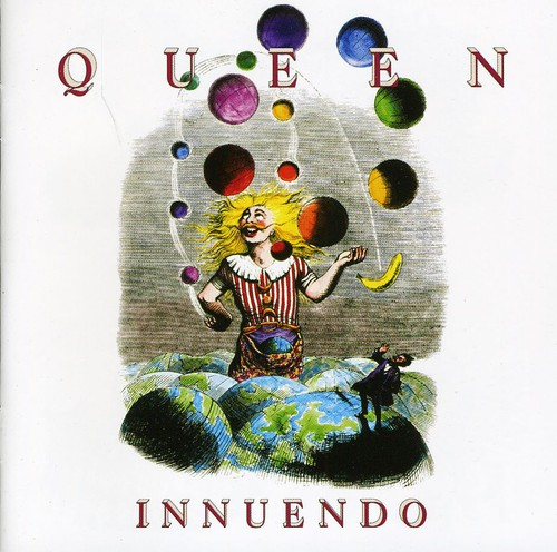 Queen - Innuendo [Remastered]