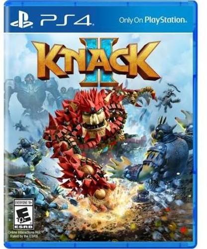 Knack 2 for PlayStation 4