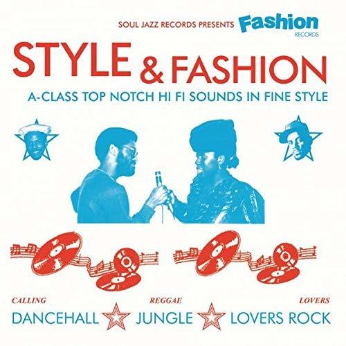 General Levy / Laurel & Hardy / Cutty Ranks - Soul Jazz Records Presents Fashion Records [Download Included]