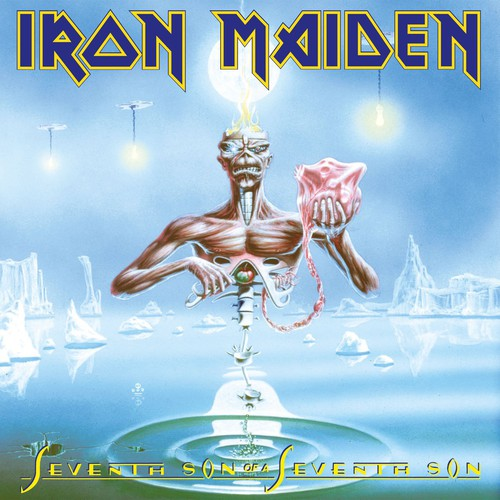 Iron Maiden - Seventh Son Of A Seventh Son [Import Vinyl]
