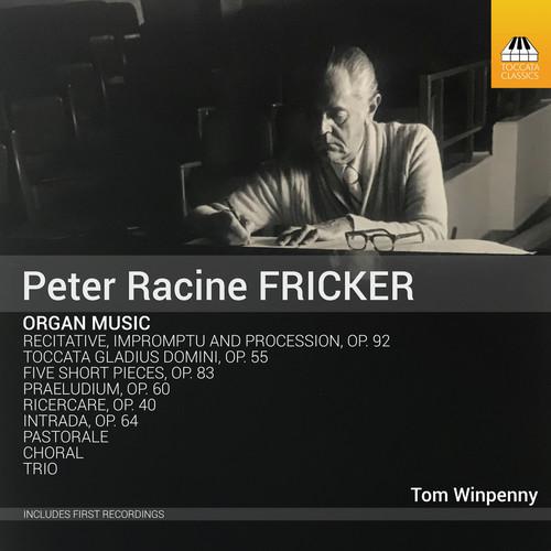 Tom Winpenny - Organ Music