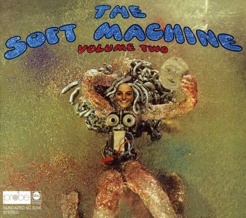 Soft Machine - Vol. 2