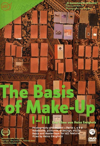 The Basis of Make-Up I-III