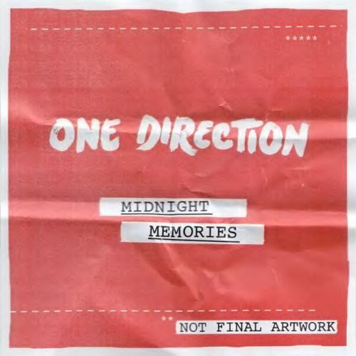 One Direction-Midnight Memories