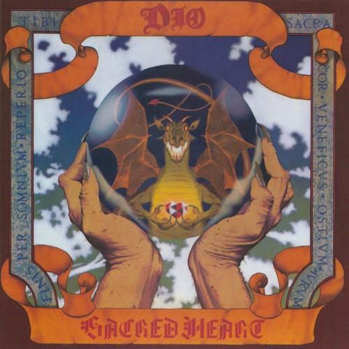 Dio - Sacred Heart [RSC 2018 Exclusive LP]